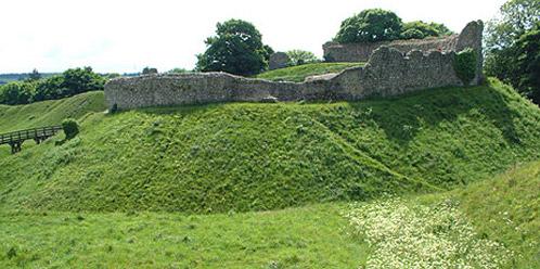 Castle Acre Norfolk A Village Guide
